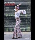 Falda flamenca profesional minivolant special edition rosa