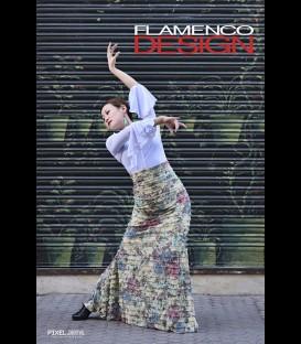 Falda flamenca profesional minivolant special edition