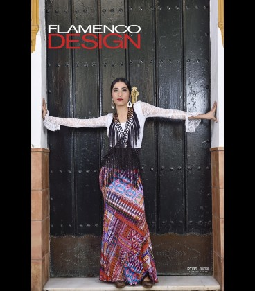 flamenco skirt modell 12A special edition