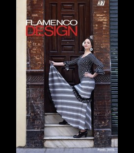 SET Flamenco practice skirt and top modell 3/a special edition