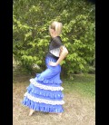 Flamenco skirt for girls model 17