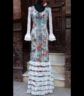 Vestido de flamenco alegrias (special edition)