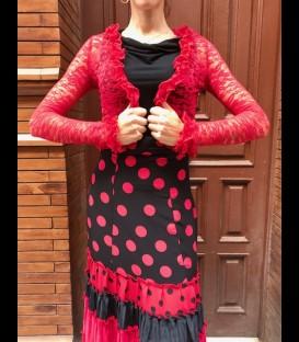 Torrera flamenca