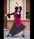 Falda flamenca ensayo modelo 21