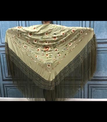 Manton de seda para bailar (profesional)