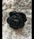 Flor flamenca negro