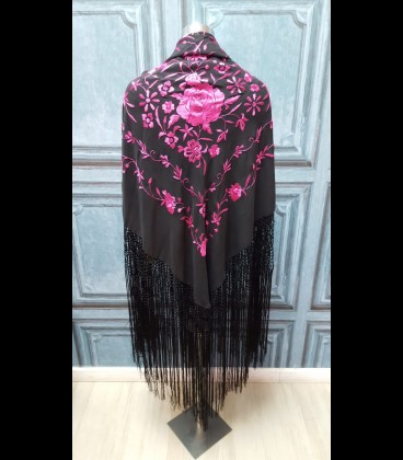 Flamenco dancing shawl semiprofessional