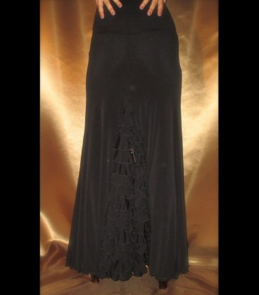 Flamenco skirt professional modell 7 lycra