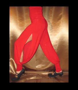 Pantalon de flamenco para ensayo