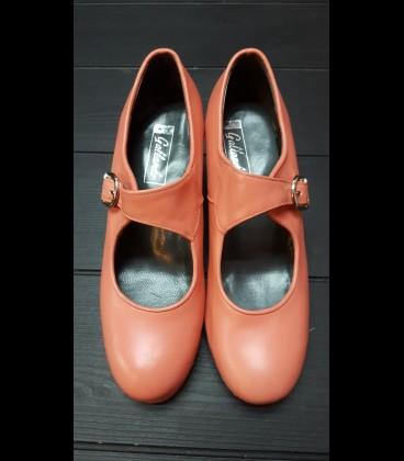 Zapatos Mabel Gallardo Coral