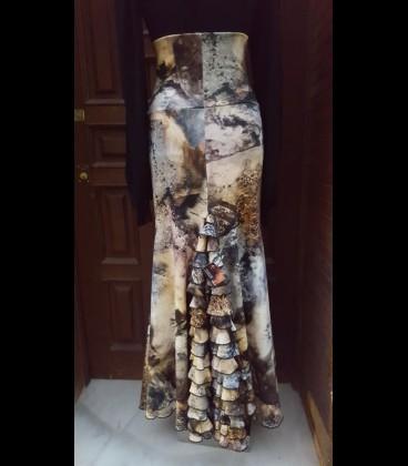 Falda modelo 7 estampado