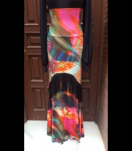 Falda 12 flecos Special Edition