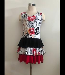 Girls casual dress cotton
