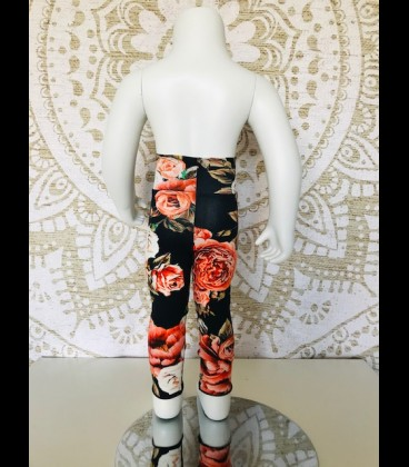 Legging flower