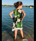 Vestido Jungla para niñas algodón