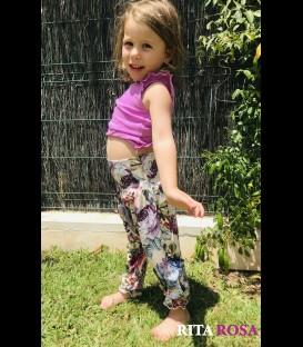 Pantalon hippie