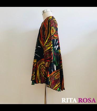 Vestido Cloe Africa para invierno