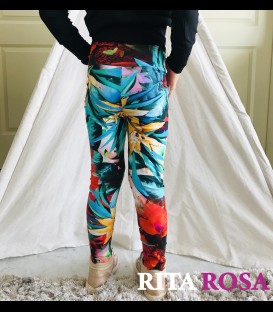 Legging colourful