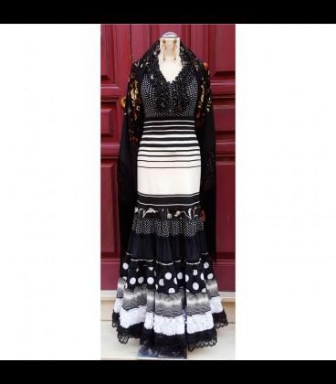 Profesional Flamenco Skirt Sevilla limited edition