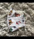 Mascarilla para niños de tela homologada hidrófugo (25 lavadas) Patrulla Canina