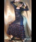 Flamenco dress alegrias lycra